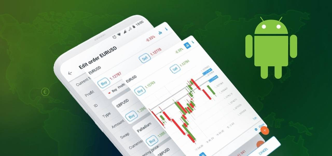 FBS Trader pour Android