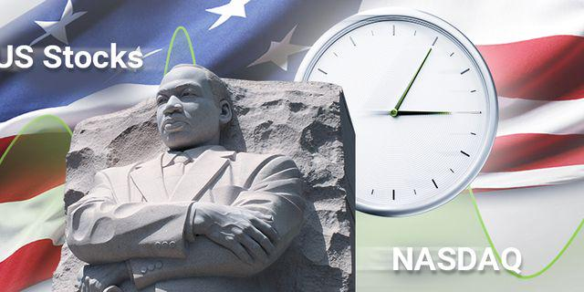 Changements des horaires de trading en raison du Martin Luther King Day